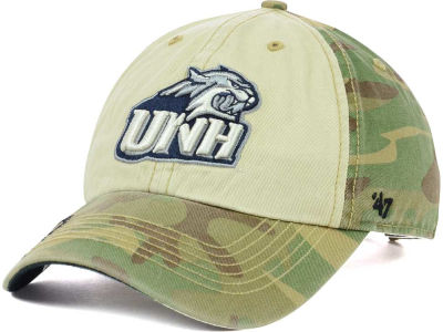 New Hampshire Wildcats '47 NCAA Operation Hat Trick Gordie '47 CLEAN UP Cap