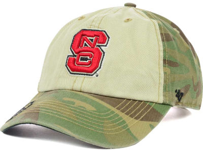 North Carolina State Wolfpack '47 NCAA Operation Hat Trick Gordie '47 CLEAN UP Cap