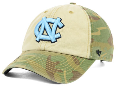North Carolina Tar Heels '47 NCAA Operation Hat Trick Gordie '47 CLEAN UP Cap