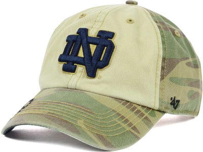 Notre Dame Fighting Irish '47 NCAA Operation Hat Trick Gordie '47 CLEAN UP Cap