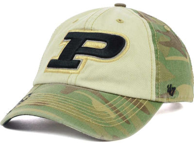Purdue Boilermakers '47 NCAA Operation Hat Trick Gordie '47 CLEAN UP Cap