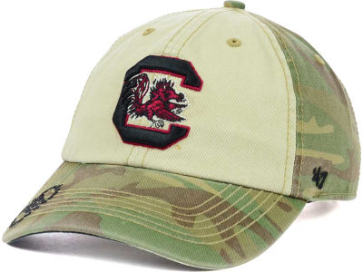 South Carolina Gamecocks '47 NCAA Operation Hat Trick Gordie '47 CLEAN UP Cap