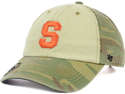 Syracuse Orange '47 NCAA Operation Hat Trick Gordie '47 CLEAN UP Cap