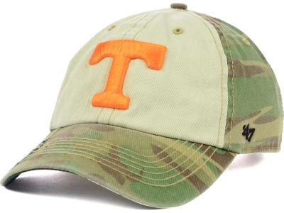 Tennessee Volunteers '47 NCAA Operation Hat Trick Gordie '47 CLEAN UP Cap