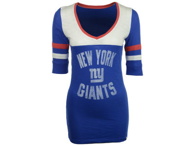 New York Giants '47 NFL Women's Gameday Debut Shirt