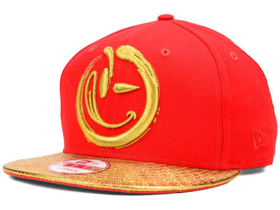 YUMS Yums Exotic Visor Enso Campaign 9FIFTY Snapback Cap