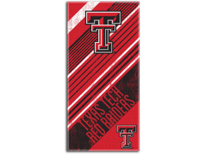 Texas Tech Red Raiders Beach Towel