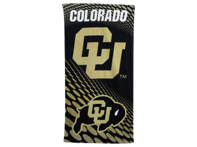 Colorado Buffaloes Beach Towel Emblem