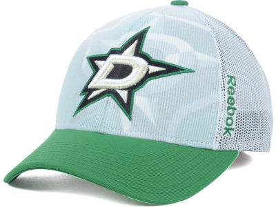 Dallas Stars Reebok NHL 2014 Draft Cap