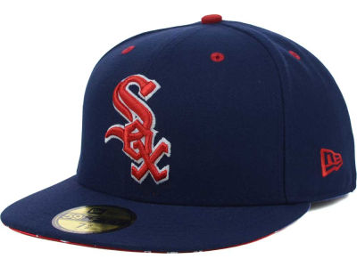 Chicago White Sox New Era MLB All-American 59FIFTY Cap