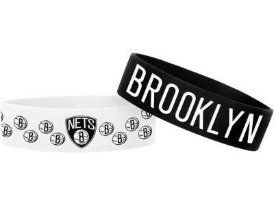 Brooklyn Nets 2-pack Phat Bandz