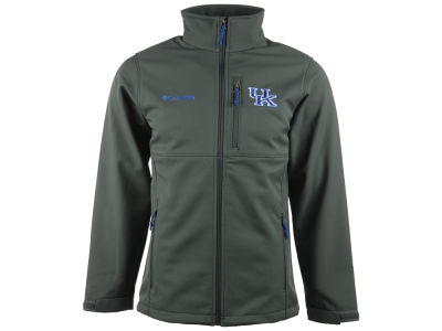 Kentucky Wildcats Columbia NCAA Ascender Softshell Jacket