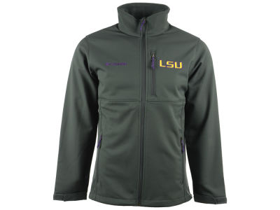 LSU Tigers Columbia NCAA Ascender Softshell Jacket