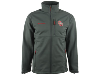 Oklahoma Sooners Columbia NCAA Ascender Softshell Jacket
