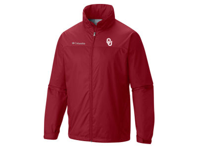 Oklahoma Sooners Columbia NCAA Mens Glennaker Lake Jacket