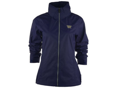 Washington Huskies NCAA Women's Switchback Rain Jacket