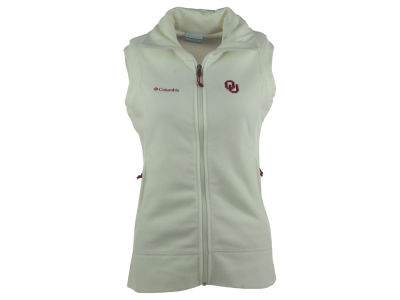 Oklahoma Sooners Columbia NCAA Women's Give and Go Vest