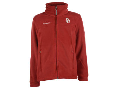 Oklahoma Sooners Columbia Youth Flanker Jacket