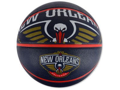 New Orleans Pelicans Courtside Ball Size 7 Boxed
