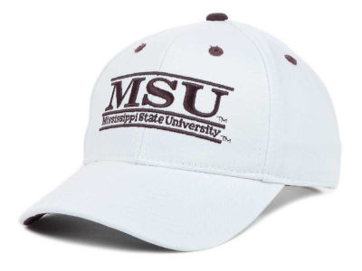 Mississippi State Bulldogs The Game NCAA Classic Game 3 Bar Cap