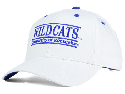 Kentucky Wildcats NCAA Classic Game 3 Bar Cap