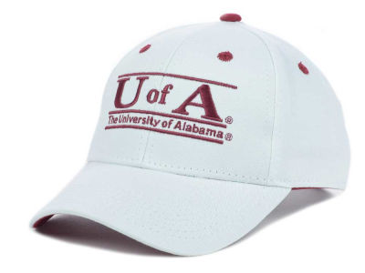 Alabama Crimson Tide NCAA Classic Game 3 Bar Cap