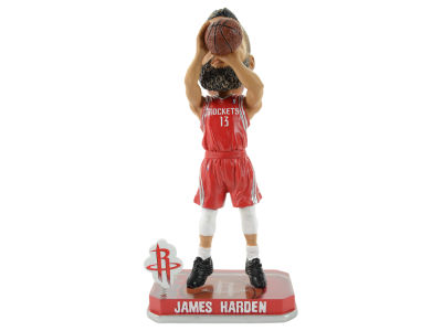 Houston Rockets James Harden Springy Logo Bobble