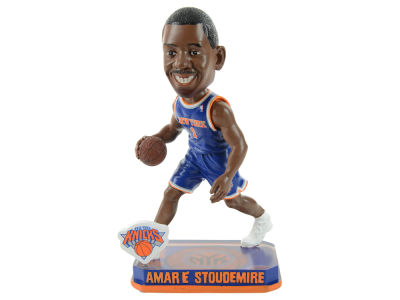 New York Knicks Amar'e Stoudemire Springy Logo Bobble