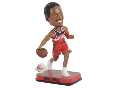 Washington Wizards John Wall Springy Logo Bobble