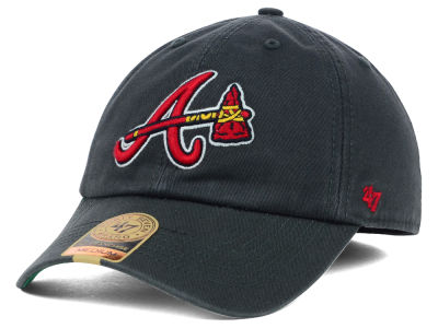 Atlanta Braves '47 MLB Hot Corner 47 FRANCHISE Cap
