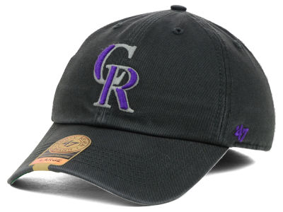 Colorado Rockies '47 MLB Hot Corner 47 FRANCHISE Cap