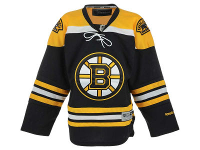 Boston Bruins NHL CN Youth Premier Jersey