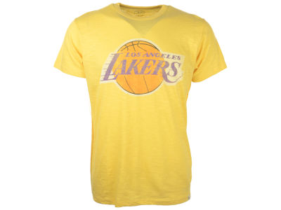 Los Angeles Lakers '47 NBA Logo Scrum T-Shirt