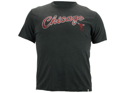 Chicago Bulls '47 NBA Logo Scrum T-Shirt