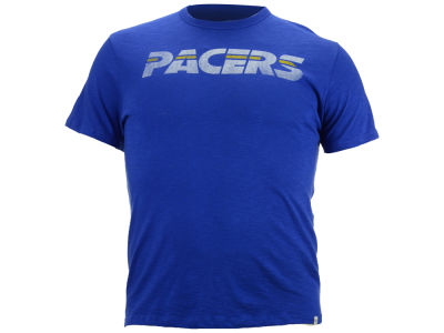 Indiana Pacers '47 NBA Logo Scrum T-Shirt