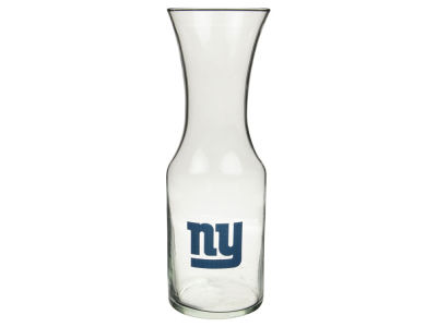 New York Giants Glass Decanter
