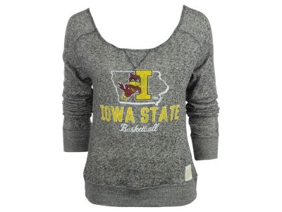 Iowa State Cyclones NCAA Womens State Basketball Crew Sweatshirt