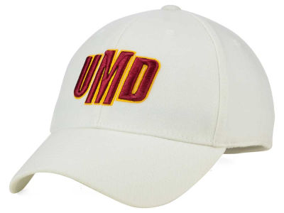Minnesota Duluth Bulldogs Top of the World NCAA White PC Cap