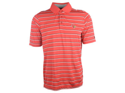 Louisville Cardinals Under Armour NCAA Trinity Polo