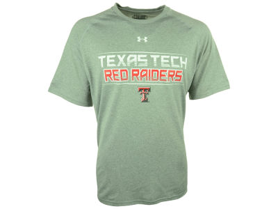 Texas Tech Red Raiders Under Armour NCAA Tech T-Shirt