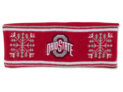 Ohio State Buckeyes Blizzard Knit Headband