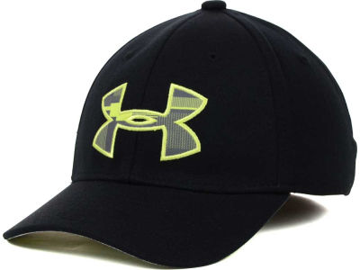 Under Armour Youth Big Logo Flex Cap