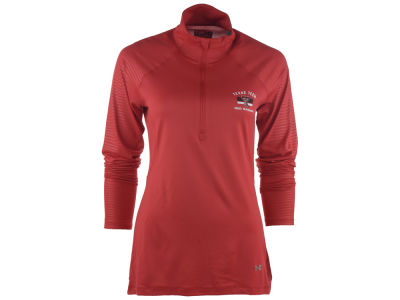 Texas Tech Red Raiders NCAA Women's 2014 Tech 1/4 Zip Pullover Shirt
