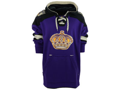 Los Angeles Kings Reebok NHL CCM Pullover Hoodie
