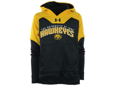 Iowa Hawkeyes NCAA Youth Two-Tone Hoodie