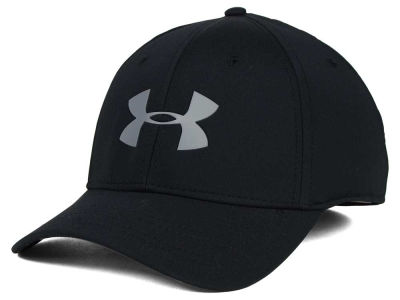 Under Armour Textured Logo Flex Cap
