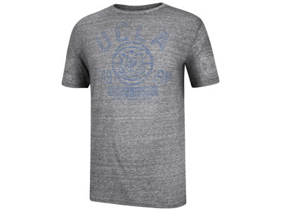 UCLA Bruins adidas NCAA Tri-Blend Vault Basketball T-Shirt
