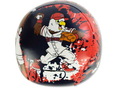 Washington Nationals Softee Quick Toss Baseball 4inch