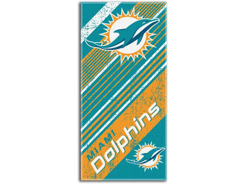 Miami Dolphins Beach Towel