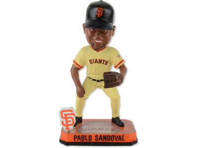 San Francisco Giants Pablo Sandoval Springy Logo Bobble
